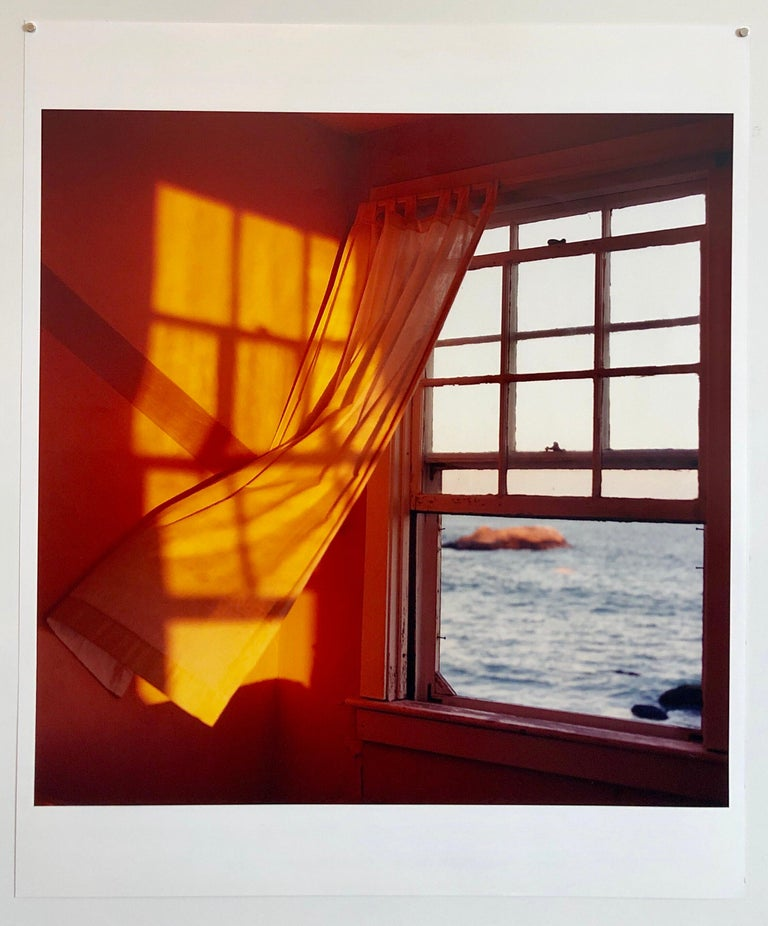 Just Before Sundown, Large Format Photo 24X20 Color Photograph Beach House For Sale 3