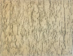 Abstract Expressionist Pencil Drawing Pierced Paper Painting Pattern Decoration