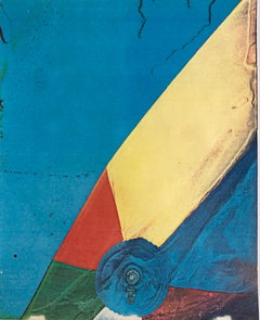Seasons 1981 Photo Color Copier Print Photograph Museum Collected Art Xerography