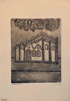 Folk Art Prints and Multiples