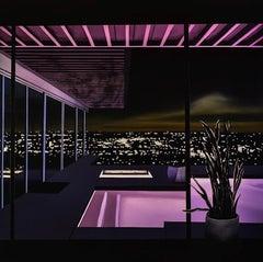 Night Pool I