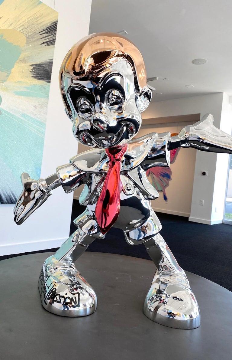 Truth Or Dare (Pinocchio) - Mixed Media Art by Brendan Murphy