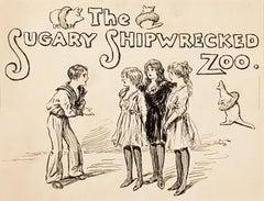 The Sugary Shipwrecked Zoo