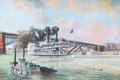 St. Louis, Steamer, Alton, 1908