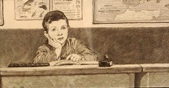 Illustration for 'Aurélie' by Arthur Sherburne Hardy