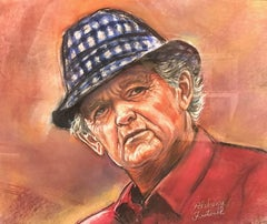 Portrait of Football coach Paul Bear Bryant