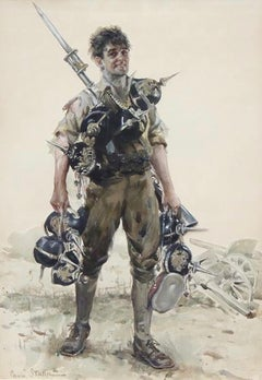 Soldier, Life Magazine Cover