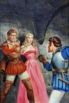 Cover of 'Swords of Casanova'