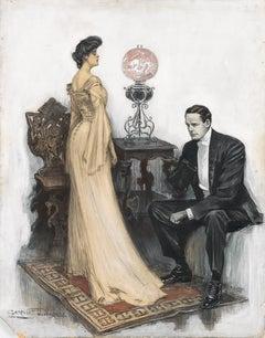 Harper's Bazaar Illustration, 1905