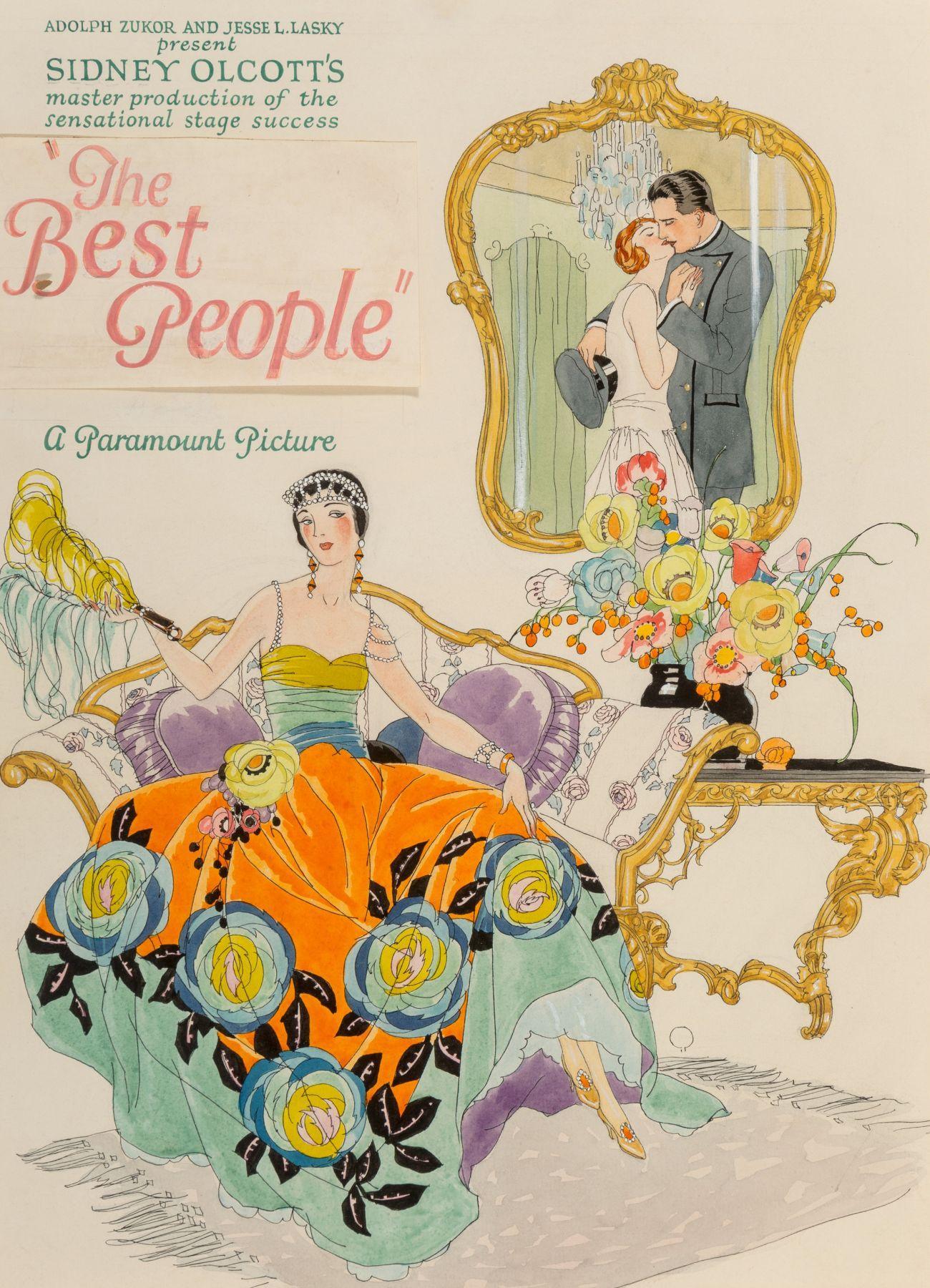 The Best People, Original Promotional Movie Illustration