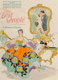 The Best People, Original Promotional Movie Illustration