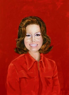 Mary Tyler Moore, Saturday Evening Post Cover