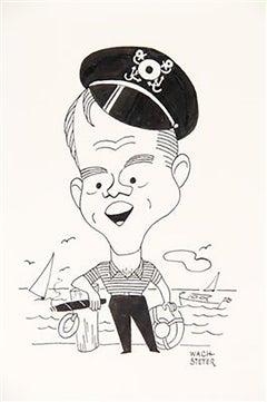 "Mickey Rooney in ""Hey, Mulligan!"""