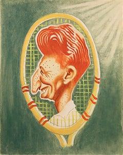 Tennis Champion, Don Budge