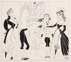 """1958 Broadway Comedy,""""Two Gentlemen of Verona"""""""