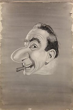 "Jimmy ""The Schnoz"" Durante, Circa 1939"