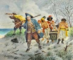 Pirates with Treasure