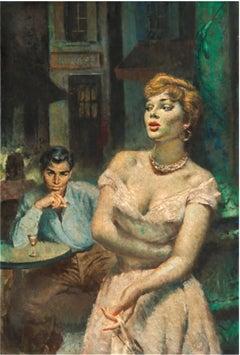 Dark Streets of Paris (Lucifer's Dream) Paperback Cover
