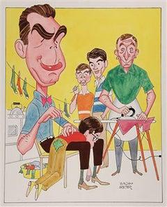 """My Three Sons,"" Season Premiere, 1965"