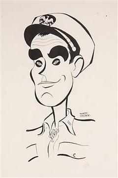 "Henry Fonda as USN Lt. Douglas Roberts in ""Mister Roberts"""