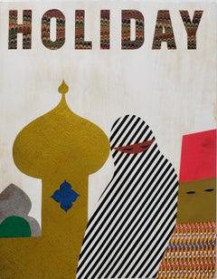 The Mohammedan World - Holiday Magazine Cover (unpublished)
