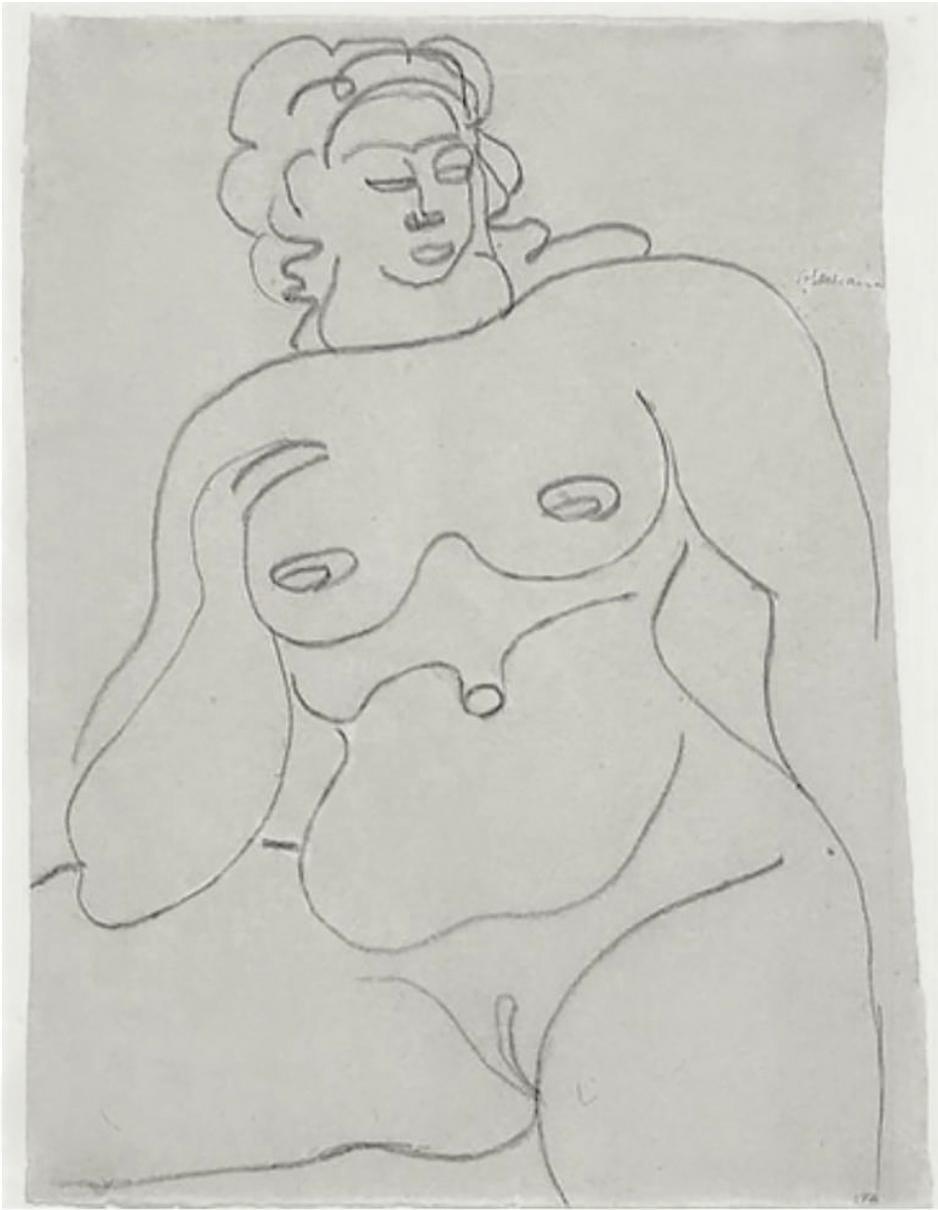 Female  Sexual Nude