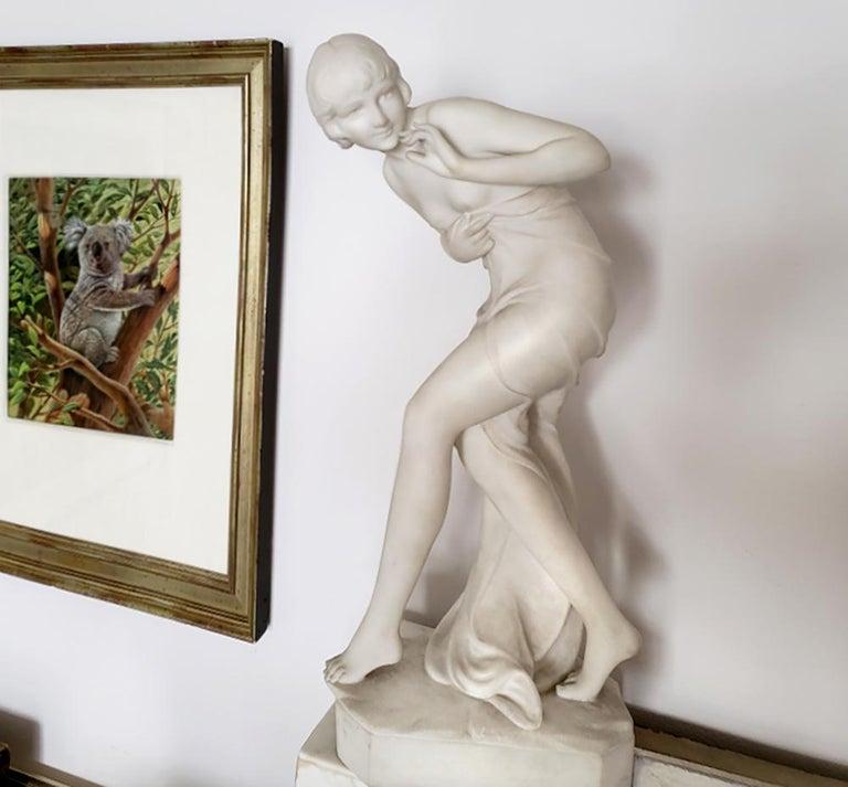Art Deco FemaleNude For Sale 5