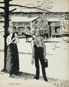 Country Life Illustration