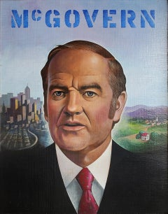 George McGovern Presidential Campaign ( Alt )  - Che Guevara Poster Artist