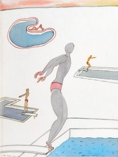 Swimmers and Divers