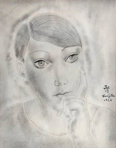 Head of a Young Girl (Youki)