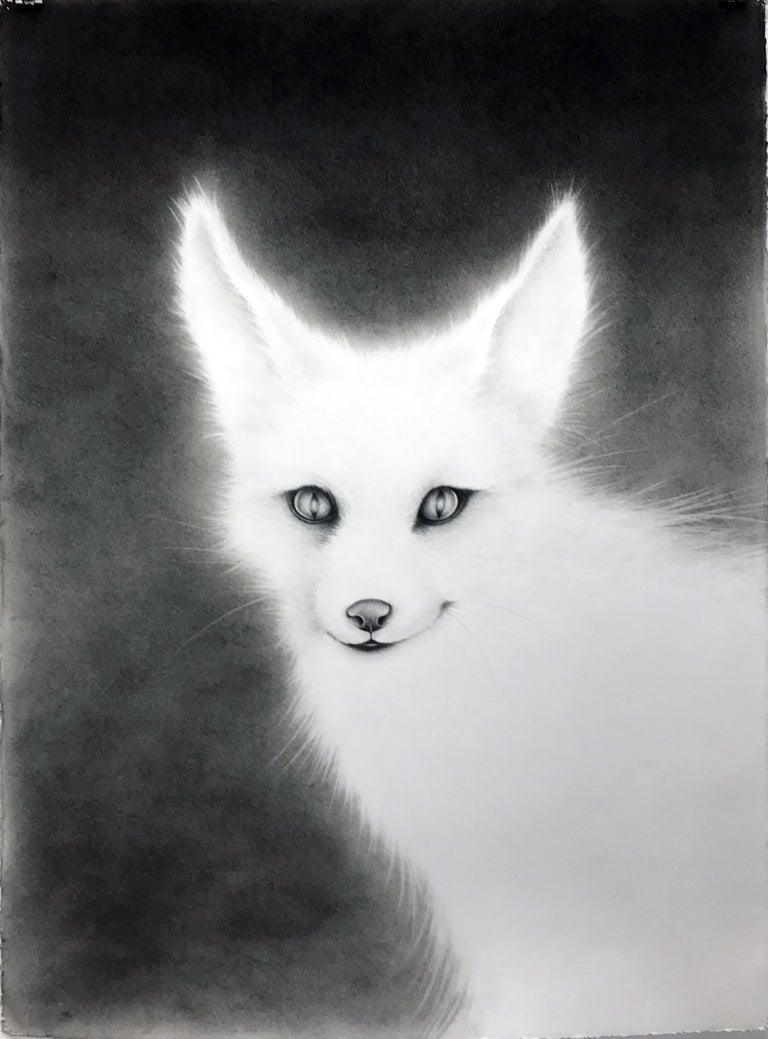 Fox - Art by Amy Ross
