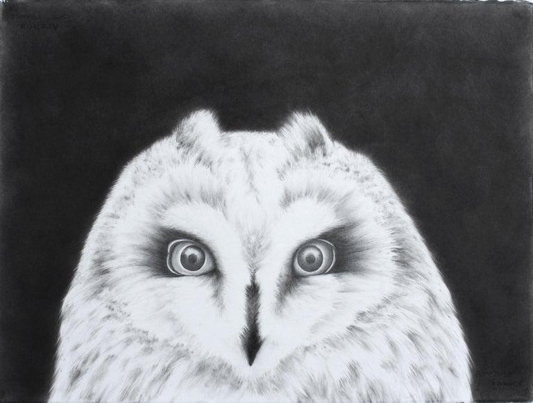 Amy Ross Animal Art - Seer 2
