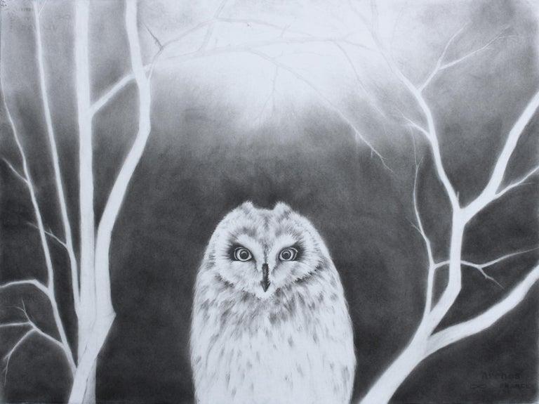 Amy Ross Animal Art - Seer 1
