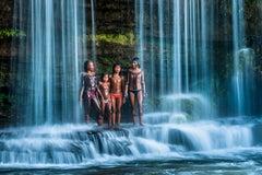 Waterfall Bath