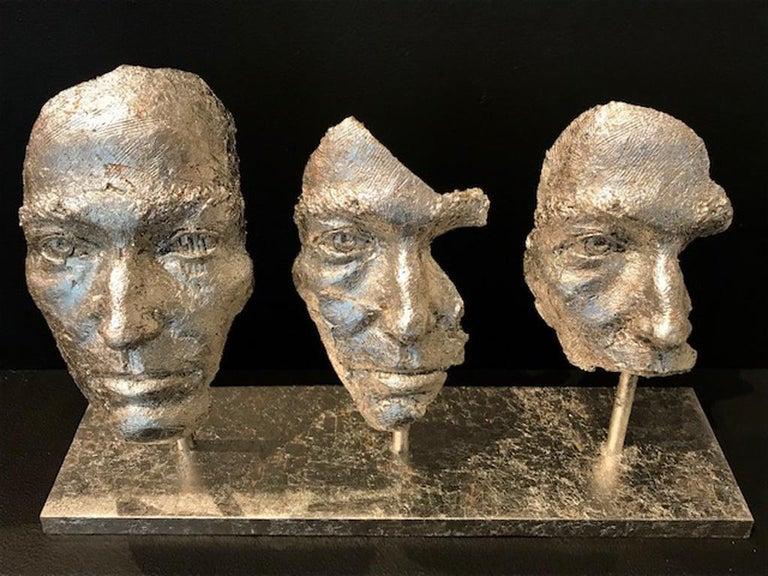LOSING MYSELF IN YOU - Sculpture by Boky Hackel-Ward