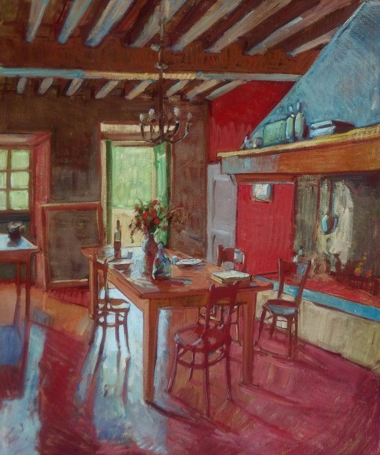 Tim McGuire Interior Painting - Tuscany Dining Room