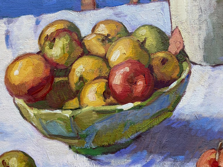 Apples in a Bowl For Sale 1