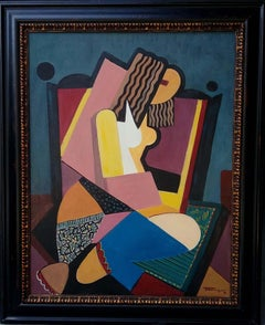 Cubist Nude Paintings