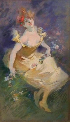 La Guirlande de Fleurs
