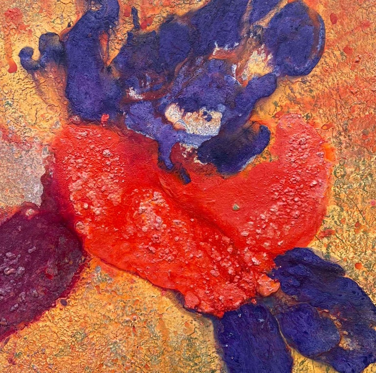 Abstract - Painting by  Yeffe Kimball