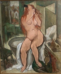 Nude at Bath