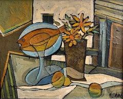 Cubist Stil Life