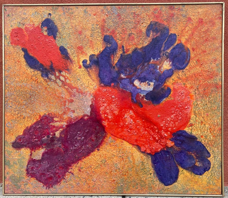 Yeffe Kimball Abstract Painting - Abstract