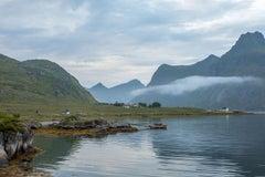 """""""Lofoten Islands, Norway"""", Color Nature Photography, Seascape, Landscape"""