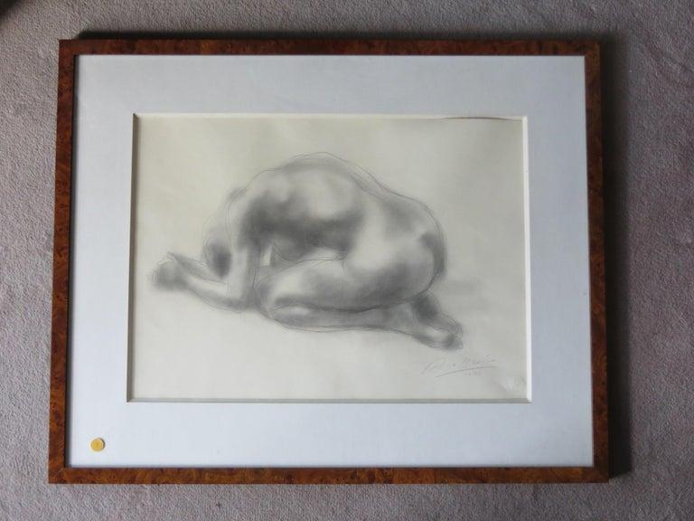 Nude signed Arno Breker  - Art by Arno Breker