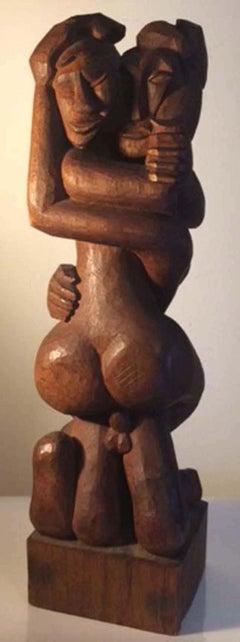 "Osman ""Ajax"" - Jackson Erotica Sculpture"