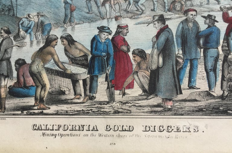 CALIFORNIA GOLD DIGGERS For Sale 2
