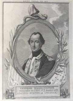GEORGE WASHINGTON - Lifetime Portrait