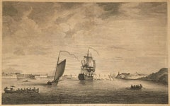 Early View of HAVANA HARBOR, Cuba